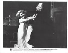 """Cesar Romero and Connie Stevens in """"Two on a Guillotine"""" Vintage Movie Still"""