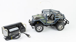 """Vintage RC Radio Shack 16"""" Annihilator Buggy With Battery Charger"""