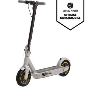 Segway Ninebot KickScooter MAX G30L Portable Folding 350W Gen2 Electric Scooter