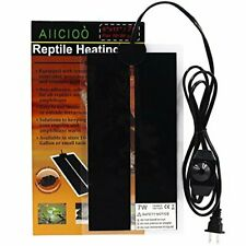 Reptile Heating Pad - 7W Terrarium Heating Pad Warmer With Temperature Control