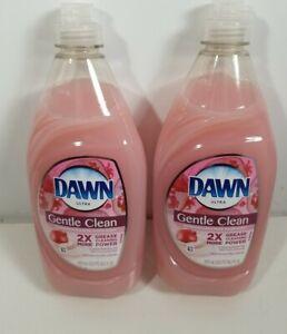 2-Pack Dawn Ultra Gentle Clean Hand Dish Soap Dishwashing Liquid 16.2 fl.oz