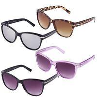 Horn-Rimmed 50's Style Sunglasses