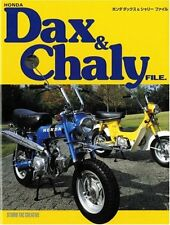 HONDA DAX & CHALY FILE Perfect Guide Book