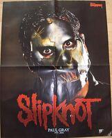 ⭐⭐⭐⭐  Slipknot  ⭐⭐⭐⭐ DANZIG  ⭐⭐⭐⭐  1 Poster / Plakat  ⭐⭐⭐⭐  45 x 58 cm ⭐⭐⭐⭐  ⭐