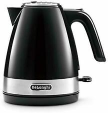 Delonghi Electric Kettle 1.0L Active Series Black KBLA1200J-W AC100V F/S wTrack#
