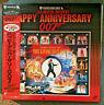JAMES BOND HAPPY ANNIVERSARY - LASERDISC - JAPAN EDITION
