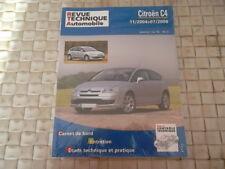 REVUE TECHNIQUE CITROEN C4 ESSENCE 1.4e 16v DEPUIS 2004
