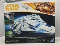 Hasbro Star Wars A SOLO STORY Force Link 2.0 Millennium Falcon with Escape Craft