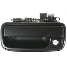 New Driver Side Exterior Door Handle For 95-04 Toyota Tacoma To1310128 Black