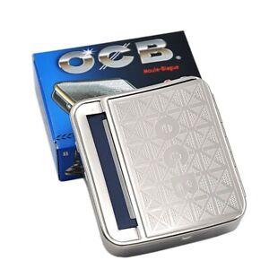 OCB Rullo In Metallo Automatico Per Cartine Corte Portatabacco