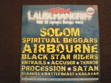 ROCK HARD CD Lauschangriff  Vol. 020 Sodom Airbourne Entrails Procession