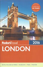 Fodor's London 2016 (England) *IN STOCK IN MELBOURNE - NEW*