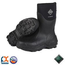 Muck Boot - Men's Muckmaster Mid (Unisex) Black Boots
