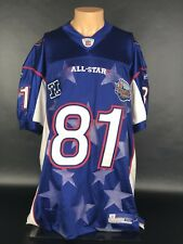 NWT Authenic Reebok NFL 2004 Pro Bowl Terrell Owens Jersey Size 52