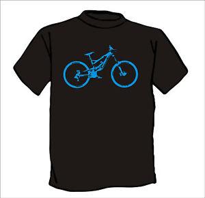 YT Tues 2.0 Shirt mit hochwertigem FlexDruck in versch. Größe/ Druck MTB DH