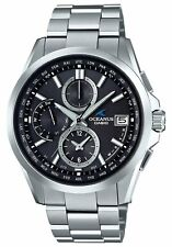 CASIO Oceanus Classic Line OCW-T2600-1A2JF Men's Watch New in Box