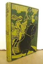 The Story of Aaron by Joel Chandler Harris & Oliver Herford 1896 First Edition