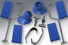 VESPA LAMBRETTA FRONT RACK FIXING KIT 2 STROKE MODELS IN BLUE