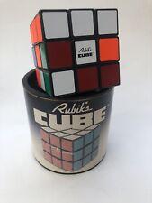 Vintage Ideal Rubik's Cube 1981 Con Caja
