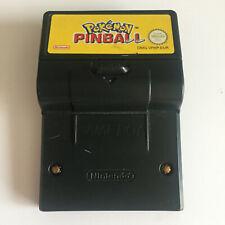 Pokemon Pinball Nintendo Gameboy Original Game Cartridge #1
