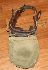 Bell System E - Buckingham Body Belt - With Tool/Parts Bag