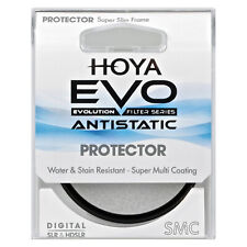 Hoya EVO ANTISTATIC 77mm Clear Protector Filter *AUTHORIZED HOYA DEALER*