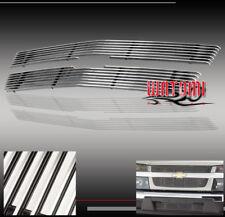 01-02 CHEVY SILVERADO 2500 3500 HD FRONT UPPER BILLET GRILLE GRILL INSERT 2PCS
