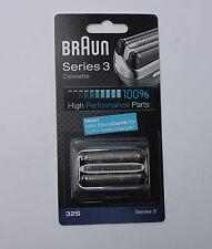Braun Cassette New 32S Series3 Shaver Foil Cutter 360s-4 360s-5 350S-4 350CC