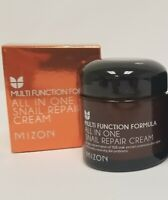 [Mizon] All in One Snail Repair Cream 75ml + Free Sample // US Seller
