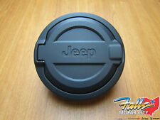 2018 Jeep Wrangler JL 2 Door and 4 Door Black Fuel w/ Jeep Logo Door Mopar OEM