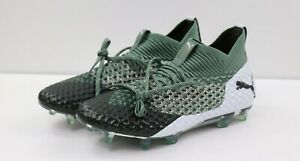 Puma Future 2.1 Netfit FG/AG Olive Green Soccer Cleats 104812 07 Mens MultiSize