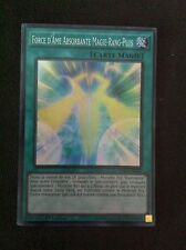 Yu-Gi-Oh Force d'Ame Absorbante Magie-Rang-Plus WIRA-FR028 -VF/SUPER RARE