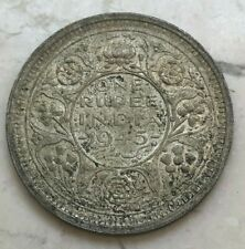 1945 India 1 One Rupee