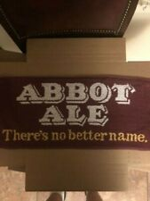 Bar Towel, Beer, Abbot Ale - There's No Better Name. Great addition - collectors