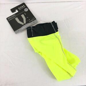 GORE Bike Wear Arm Warmers Unisex Neon Yellow Size XL-XXL