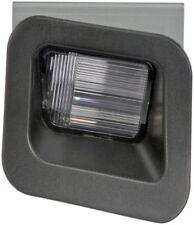 License Lamp Lense Right Dorman 68143