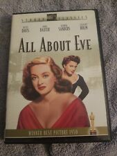 All About Eve (Dvd, 2003, Studio Classics) with inserts