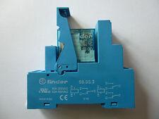 Finder Relais Steckrelais Typ 40.52(S) mit Finder Sockel 95.95.3
