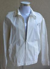 POLO RALPH LAUREN - Giubbotto/Jacket - Mis. L - Colore Bianco/White