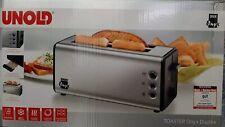 UNOLD 38915 Toaster Onyx Duplex