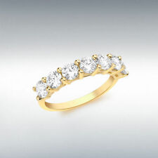 Yellow Gold Plated Stone Fashion Jewellery