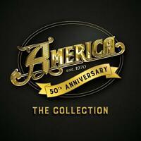 America - America 50: Golden Hits 3CD Sent Sameday*