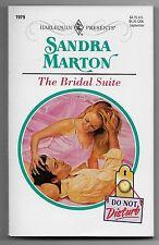 Harlequin Presents: The Bridal Suite Vol. 1979 by Sandra Marton (1998, Paperback