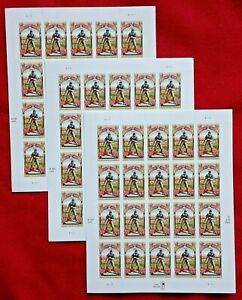 Three Sheets x 20 = 60 TAKE ME OUT TO THE BALL GAME 42¢ US USA Stamps. Sc # 4341