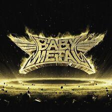 BABYMETAL - METAL RESISTANCE (LIMITED BOX SET)  CD NEW!