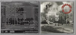 FREELOAD - THE LOTTERING CD 2002 RARE HTF HARD ROCK