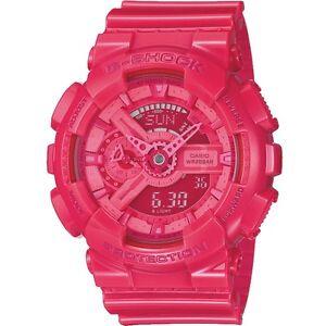 Brand New Casio G-Shock Hyper Colour Limited Edition GA-110B-4 Pink Watch