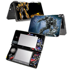 Transformer Bumblebee autobot Video Game Vinyl Decal Skin for Nintendo 3DS Decal