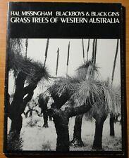 Grass Trees of Western Australia: Blackboys By Hal Missingham (Paperback, 1978)
