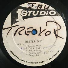 DUB SPECIALIST Better Dub LP on Studio One JA rare reggae